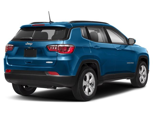 Certified 2018 Jeep Compass Limited with VIN 3C4NJDCB3JT396789 for sale in New Prague, Minnesota