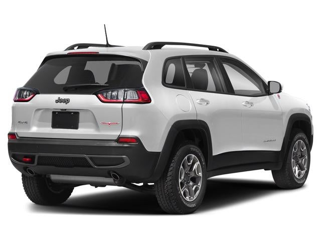 Certified 2019 Jeep Cherokee Trailhawk with VIN 1C4PJMBX8KD390435 for sale in New Prague, Minnesota