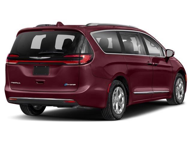 Used 2021 Chrysler Pacifica Hybrid Pinnacle Hybrid with VIN 2C4RC1N71MR567081 for sale in New Prague, Minnesota