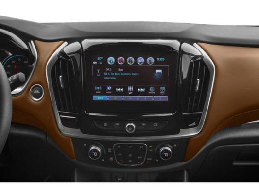 0289318746 2018 Chevrolet Traverse Premier New Prague MN