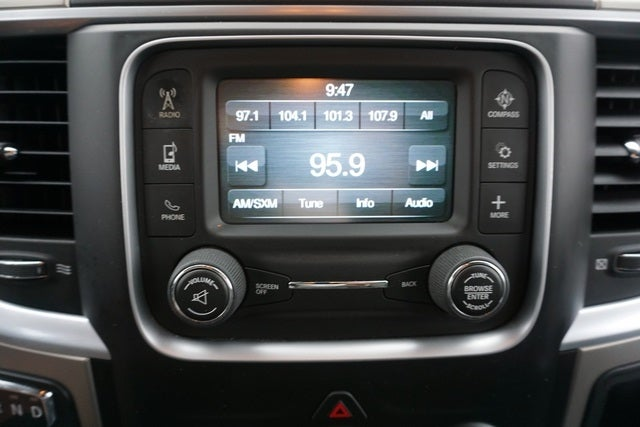 2013 RAM Ram 1500 Pickup Big Horn