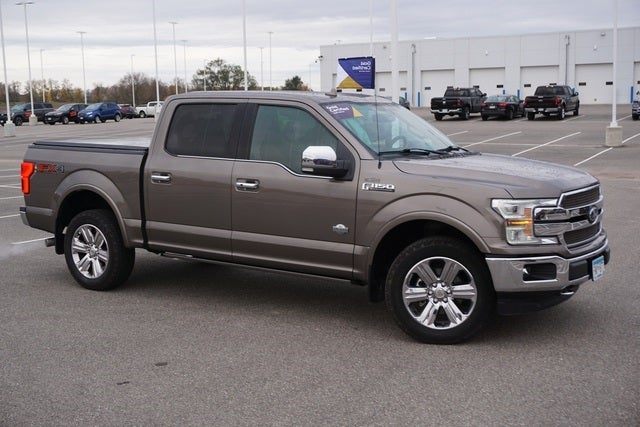 Certified 2018 Ford F-150 King Ranch with VIN 1FTEW1EG5JFA03197 for sale in New Prague, Minnesota