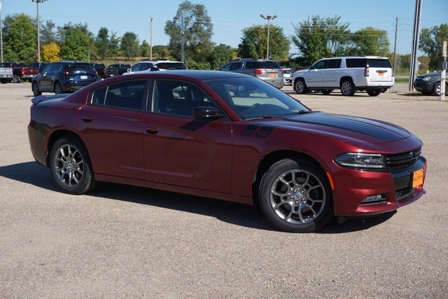 Certified 2017 Dodge Charger SXT with VIN 2C3CDXJG8HH635338 for sale in New Prague, Minnesota
